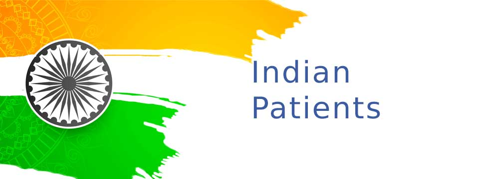 Indian Patients Surgical packages at north City hospital