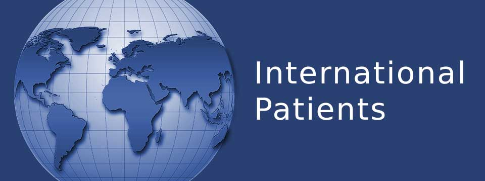 International Patients at North City Hospital