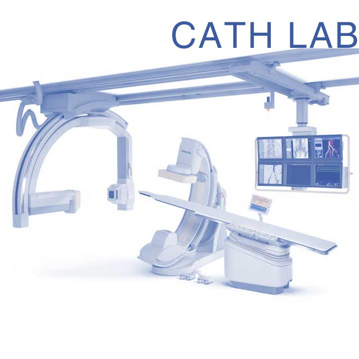 Cath Lab at North City Hospital