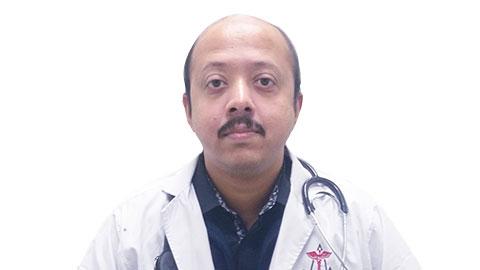 Doctor Arindam Poddar North City Hospital