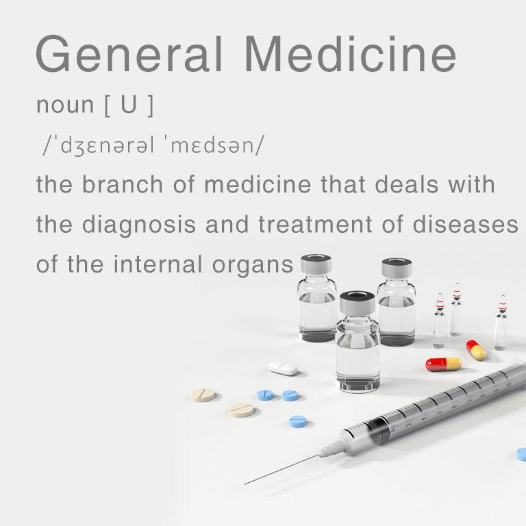 General Medicine M