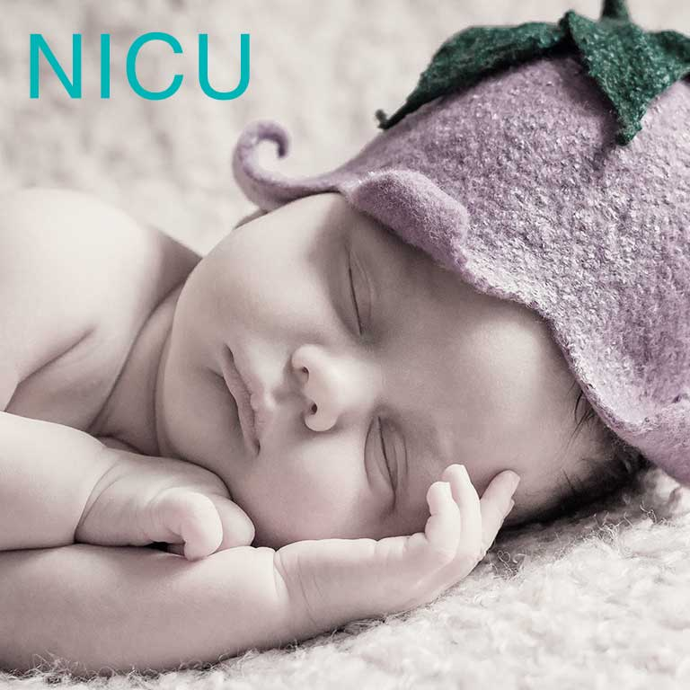 Nicu Mobile header - North City hospital