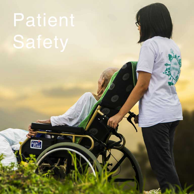 Patient Safety Mobile header North City Hospital