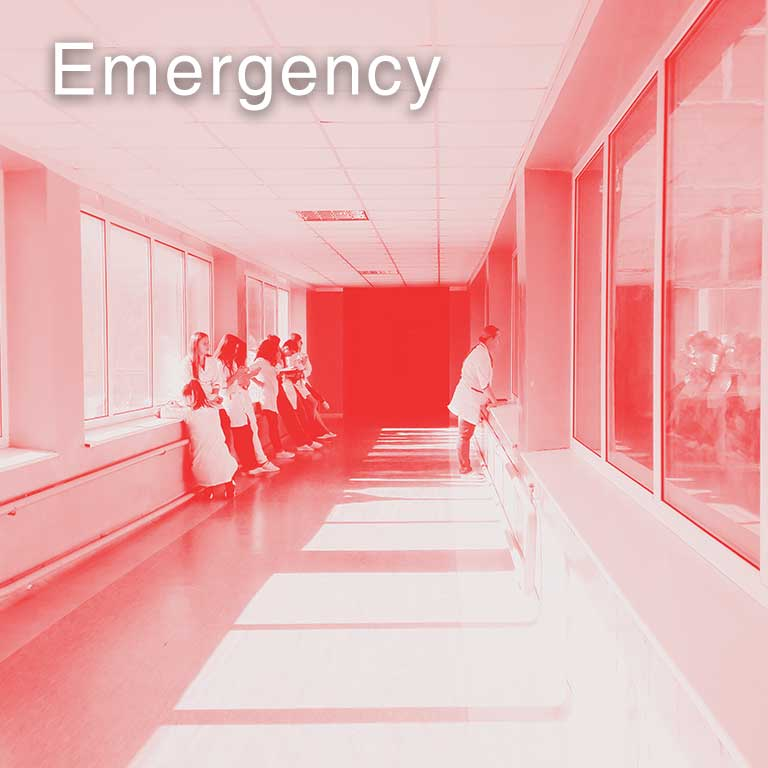 Emergency at North City Hospital M